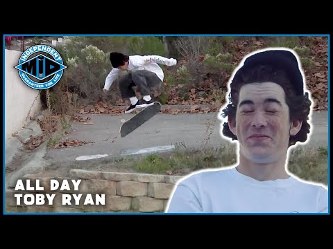 Hit The Streets & Vert Ramp ALL DAY w/ Toby Ryan, Wes Kremer and more!