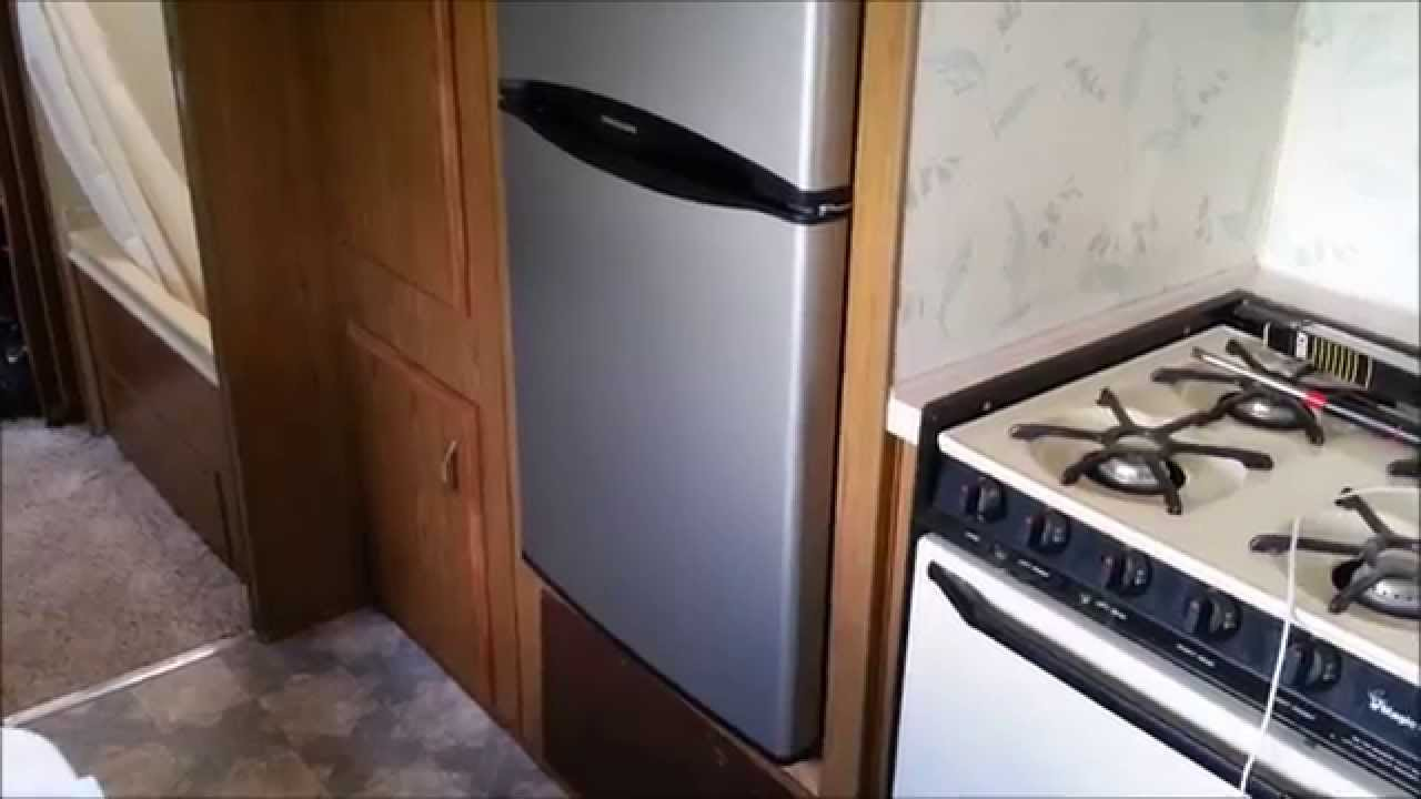 Installing A Residential Refrigerator In An Rv Travel