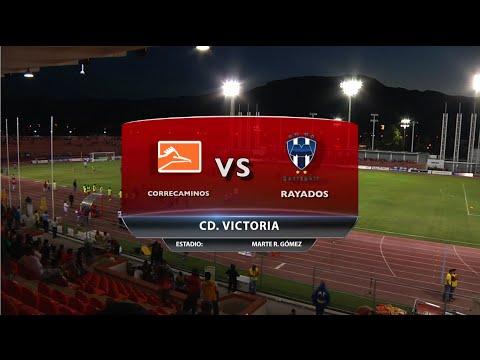Correcaminos vs Rayados ( 1 - 5 ) COPA MX
