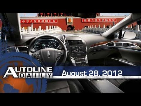 Lincoln Heads to China - Autoline Daily 959