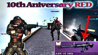 AER-15 10th y Aniversary RED | ReynaOsita Play