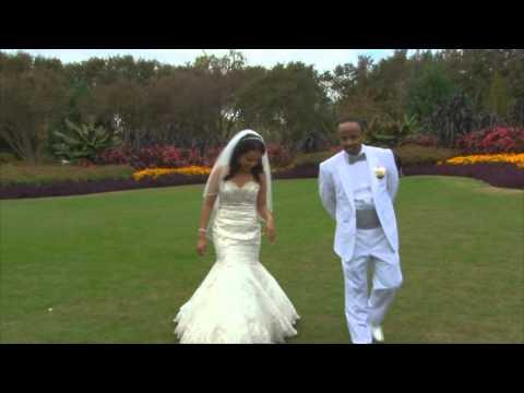 Artist selam tesfaye wedding