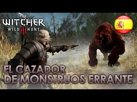 The Witcher 3: The Wild Hunt - PS4/XB1/PC - El Cazador de Monstruos Errante (Dev Diary Spanish)