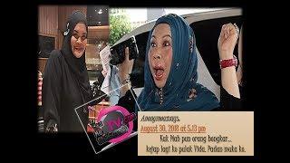 """Kak Mah Pun Orang Bongkar, Inikan Dato Vida"" - Aishah Pilih Saman Jalan Akhir Selesai Kalung Tiruan"