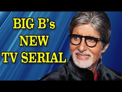 Watch Amitabh Bachchan TO DO A TV DAILY SERIAL - MUST WATCH !!!