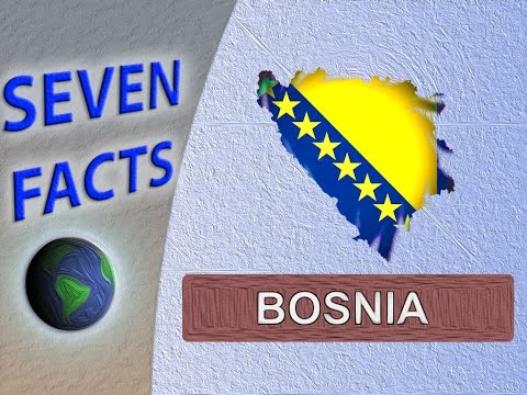 7 Facts about Bosnia and Herzegovina