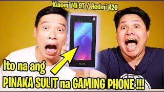 Xiaomi Mi 9T Unboxing and Review! ANG PINAKASULIT NA GAMING PHONE!