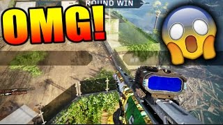 I CAN'T BELIEVE I KILLED HIM!! (BO3 SND SNIPING)