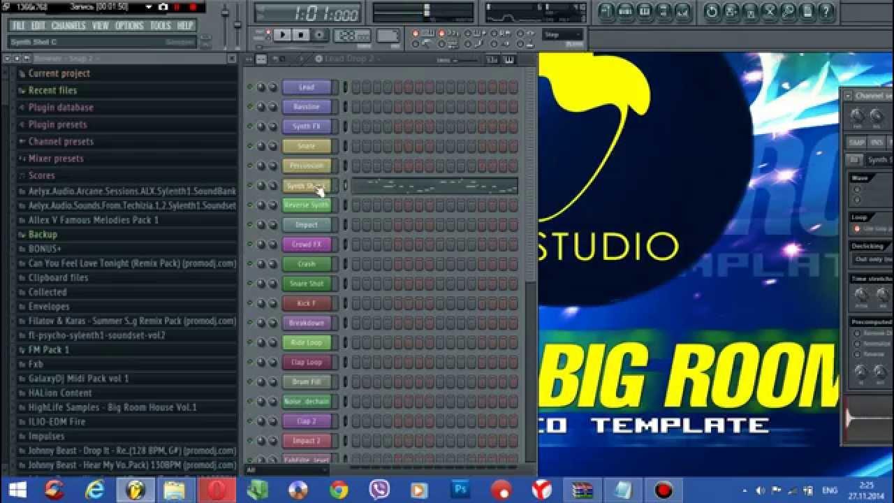 Скачать Fl Studio Flp Проекты