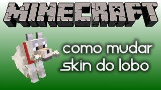 MINECRAFT: Como mudar skin dos mobs (Lobo, Gato, Monstros etc.)