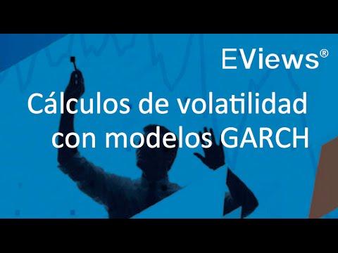 Cálculo de la Volatilidad del Precio de Acciones Usando Modelos GARCH
