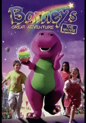 barney's great adventure: the movie trailer youtube
