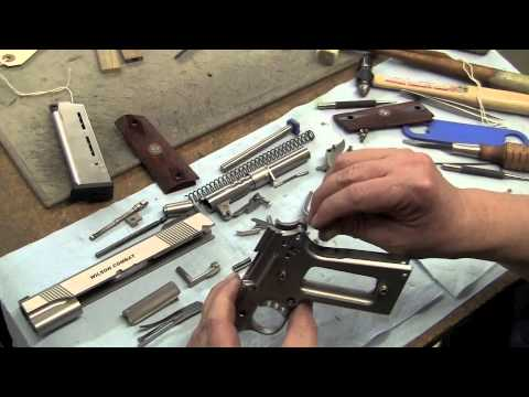 Wilson Combat - Complete Disassembly of a 1911