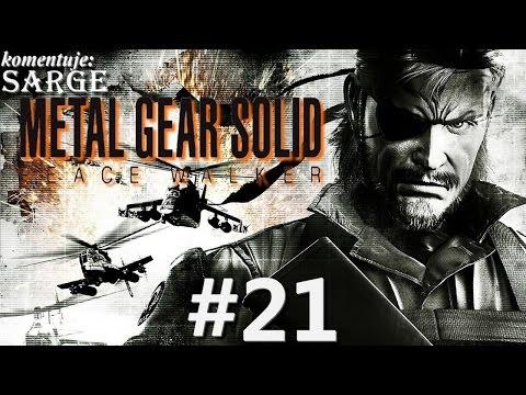 Zagrajmy w Metal Gear Solid: Peace Walker HD [60 fps] odc. 21 - Ucieczka do wieży kontrolnej