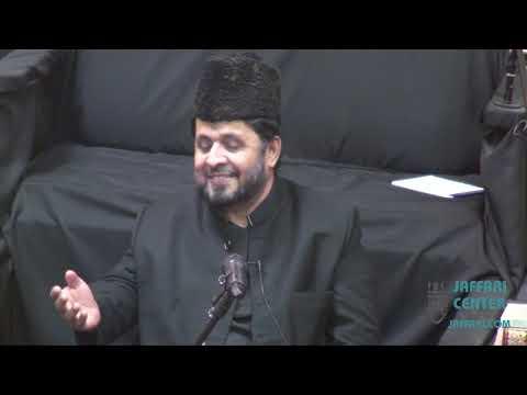 13th Saffar 2019/1441 Maulana Rizwan Haider Majlis