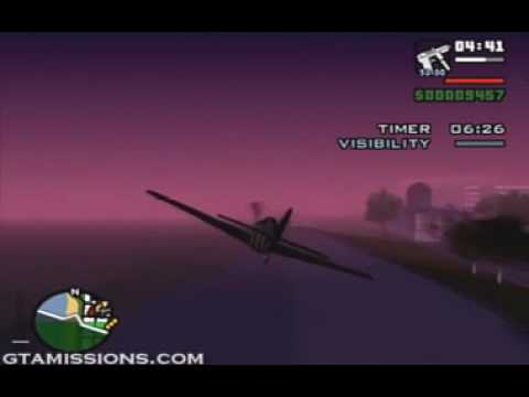 GTA: San Andreas - ps2 - 74 - N.O.E.