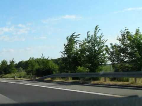 200 км/ч на немецком автобане