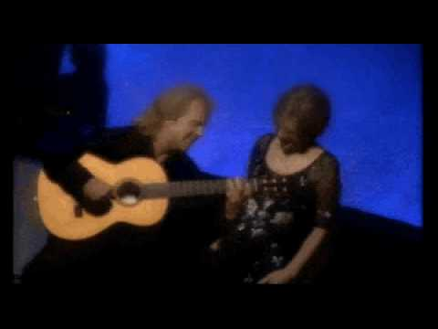 Michael Johnson Allison Krauss Whenever I Call You Friend 1997