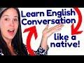 ENGLISH CONVERSATION | Conversation Tips To Sound Like A Native Speaker! | Rachel's English