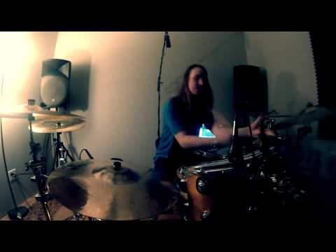 Fluffy - CHON (Drum Cover)