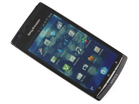 Sony Ericsson arc S Review