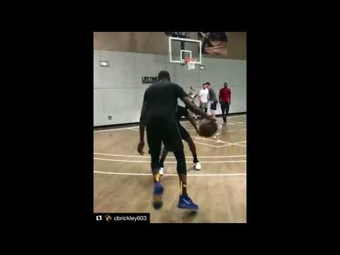 Lebron James Team Vs Kevin Durant Team One On One