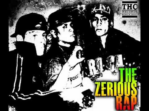 THE ZERIOUS RAP SENTIMIENTOS OCULTOS THC RECORDS