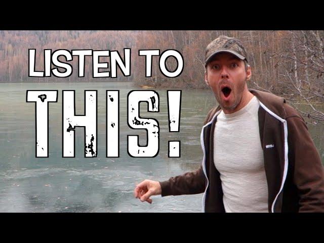COOLEST SOUND EVER! - [Living in Alaska 43]