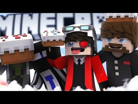 ВОЙНЫ ТОРТИКОВ! LastRise В ДЕЛЕ! Minecraft Cake Wars
