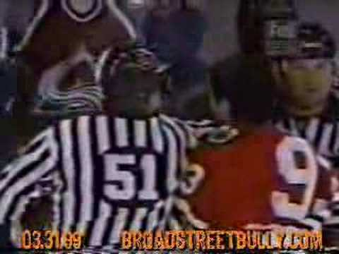 Doug Gilmour vs Joe Sakic Video