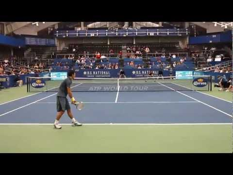 2013 ATP Memphis 1st round, Lleyton Hewitt d. Yen-Hsun Lu 6-4 in the 3rd