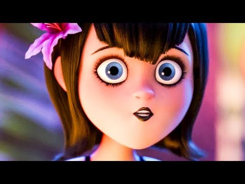 HOTEL TRANSYLVANIA 3 SUMMER VACATION Official Trailer (2018) Animated Movie HD