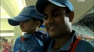 One of the best wins, Sehwag