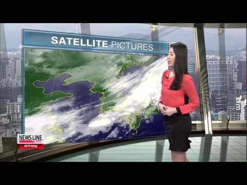 Weather: Rain to end this afternoon in Seoul, More snow in the East