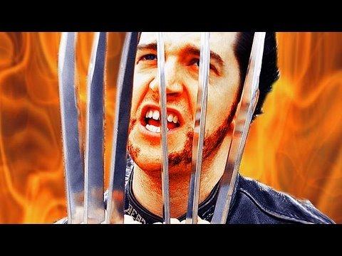 Wolverine Movie The Musical : BFX : Original Short