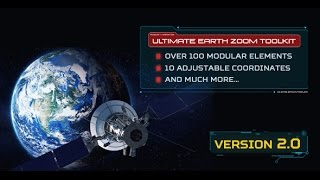 Ultimate Earth Zoom Toolkit - After Effects Template - Videohive