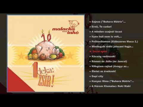 Malacka és A Tahó - 1 Deka Zsír (teljes Album)