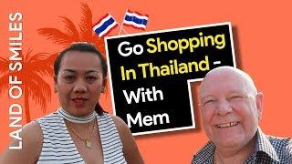 Thailand Shopping - With Mem