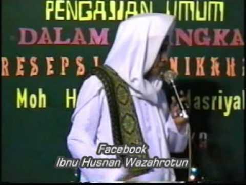 Ibnu HZ Ceramah agama K.H.Marzuki - Langala 2.mpg