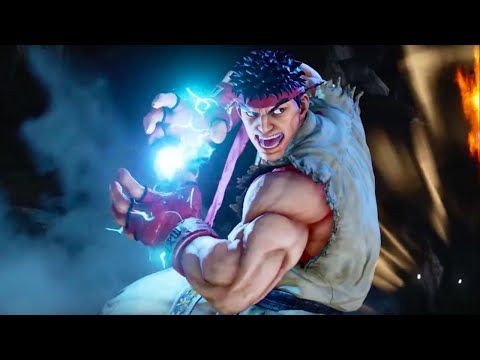 Street Fighter 5: Arcade Edition Official V-Trigger II Teaser Trailer