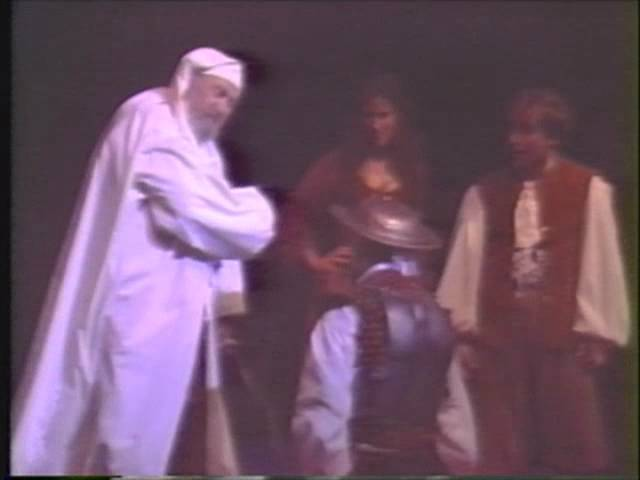 1985 Man of La Mancha Golden West College Theater