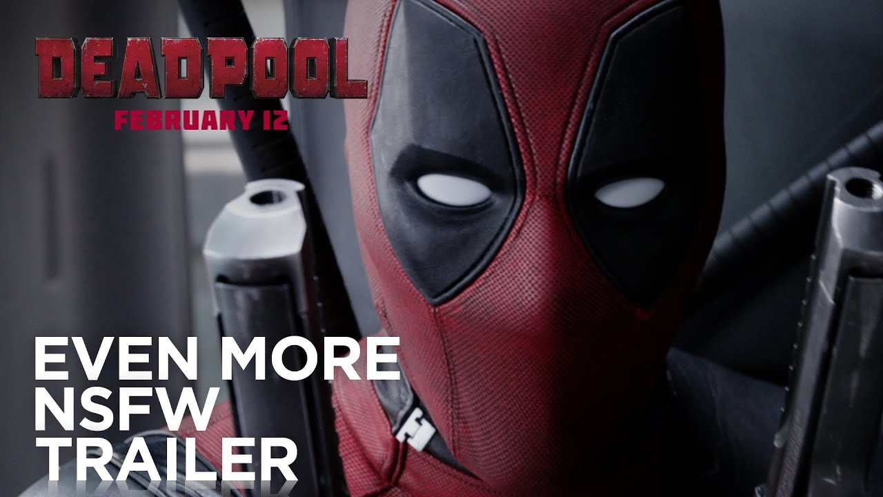 Deadpool Is Back With A New Trailer!