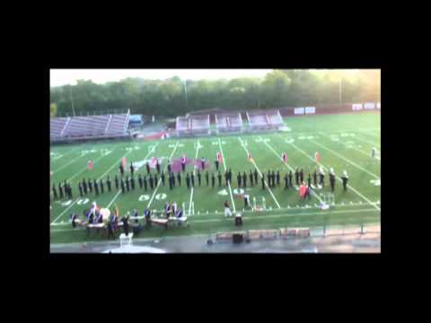 Volunteer HIgh School Band 9-29-2012