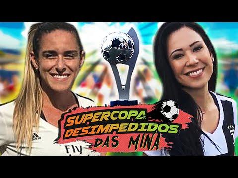 A Grande Final da SuperCopa Desimpedidos das Mina - Real Madrid x Juventus! Vídeos de zueiras e brincadeiras: zuera, video clips, brincadeiras, pegadinhas, lançamentos, vídeos, sustos
