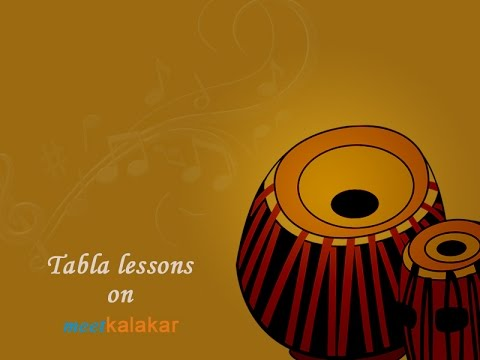Tabla Lessons For Beginners - Lesson 3 - Teen Taal Introduction video