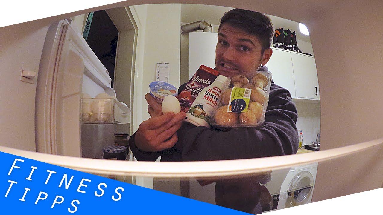What's in my Fridge? Was ist in meinem Kühlschrank?