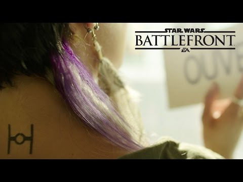 Star Wars: Battlefront Live Action Trailer – Become More Powerful