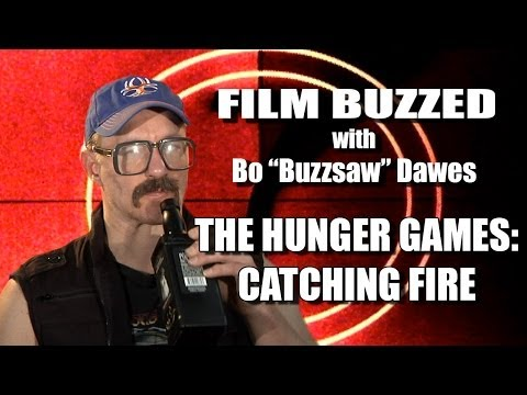 Film Buzzed - The Hunger Games: Catching Fire (Movie Review)