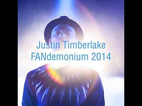 Justin Timberlake FANdemonium 2014