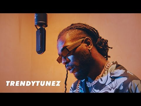 "Burna Boy - ""Anybody"" Live Session 